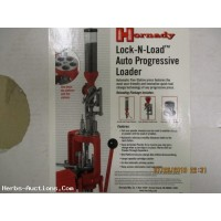 Hornady Lock-N-Load AP  Auto Progressive Loader New